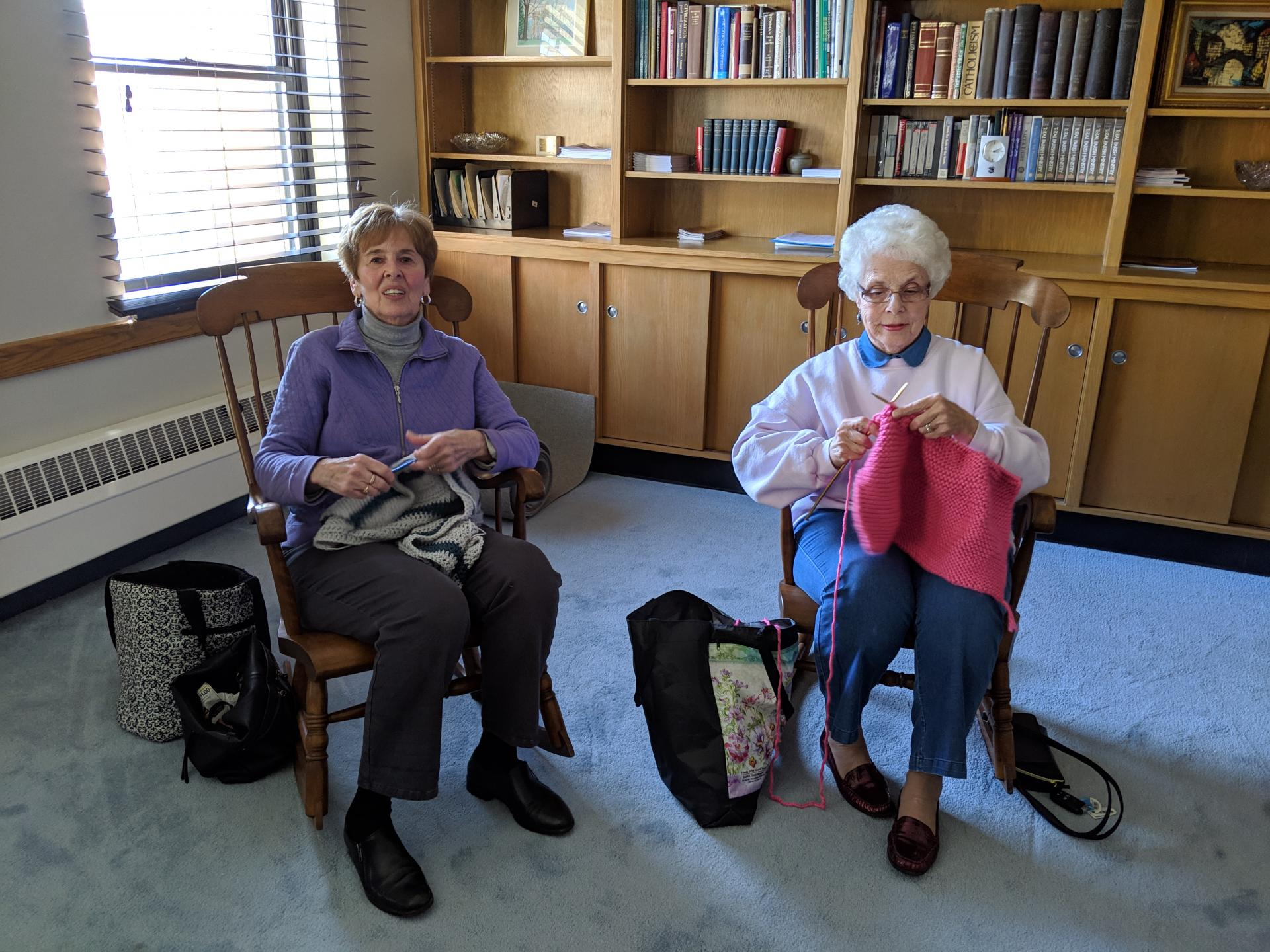 Prayer Shawl Ministry | St Joseph - Bristol Church